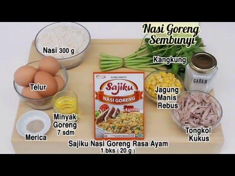 Video Dapur Umami - Nasi Goreng Sembunyi