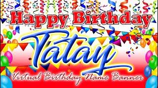 Happy Birthday Tatay, Best Happy Birthday Song