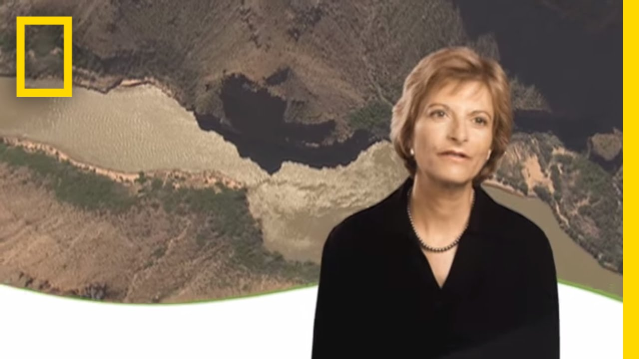 PRESERVE OUR PLANET: SANDRA POSTEL FRESHWATER PSA | National Geographic thumbnail