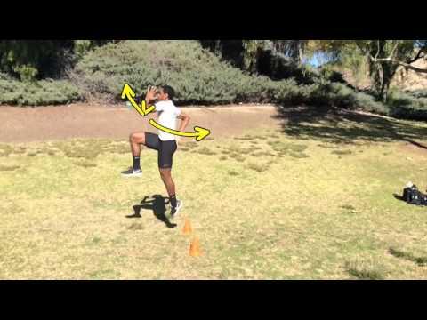 【走り幅跳び】正しい角度と動きを身につける練習方法