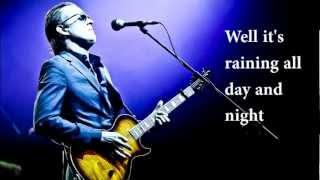 Joe Bonamassa - The Great Flood (Lyrics)
