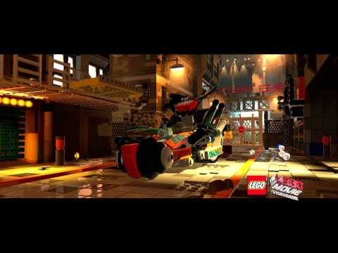 The LEGO Movie Videogame - Official Announce Trailer thumbnail