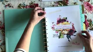 CEL 2018 Blog Planner
