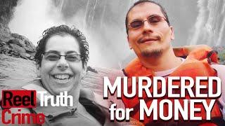 Murdered for MONEY   The Hunt with John Walsh (True Crime)   Crime Documentary   Reel Truth Crime