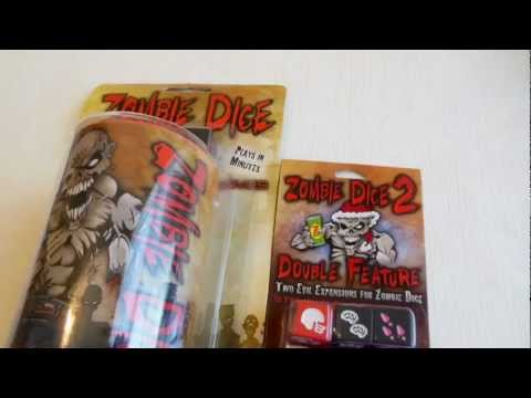 The Card Gamer: Zombie Dice 1 & 2