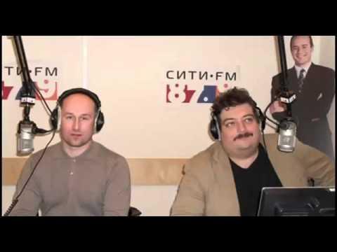 Николай Стариков и Дмитрий Быков 12.12.2009