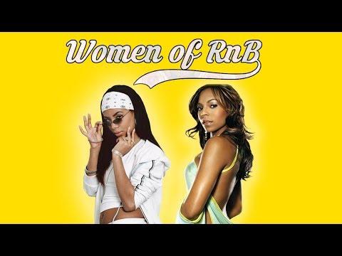 Women of RnB Remix (Ft. TLC Ashanti Aaliyah & More!)   DJ Discretion Remix