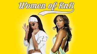 Women of RnB Remix (Ft. TLC, Ashanti, Aaliyah & More!)   DJ Discretion Remix