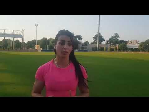 شاهد بالفيديو.. العداءة دانة حسين تنتقد مواقع التواصل الاجتماعي بخصوص استبعادها من أولمبياد طوكيو