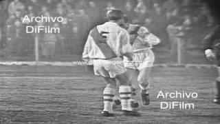 Racing Club Vs River Plate - Primer Tiempo Copa Libertadores 1967
