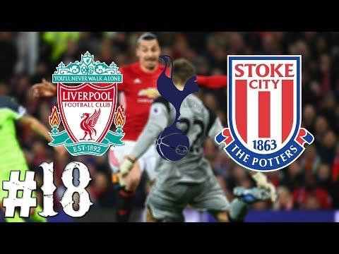 FIFA 18   Koblih Golmanem   Liverpool, Tottenham a Pohár!   PART 18   CZ/SK