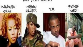 Keyshia Cole ft Missy Elliot,TI,n Young Dro-Let it Go Remix