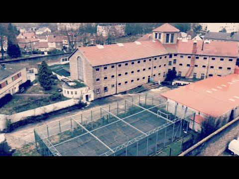 Visite de l'ancienne Prison d'Orléans avant sa destruction