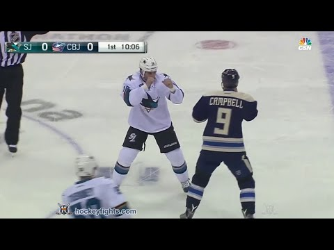 Gregory Campbell vs. Mike Brown