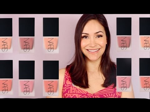 Liquid Blush by NARS #3