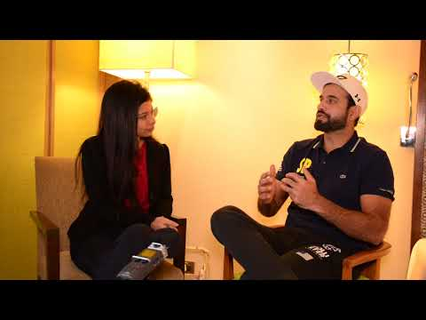 Interview with Irfan Pathan