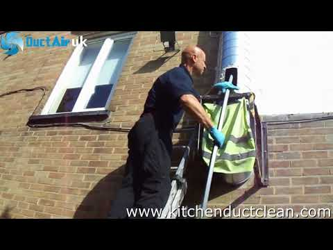 Unreachable Duct Cleaning Using Hasman Technology