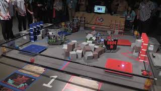 [Former World Record] FTC Relic Recovery 673 points by 4216 and 9899 in WSR Olympic Finals 1
