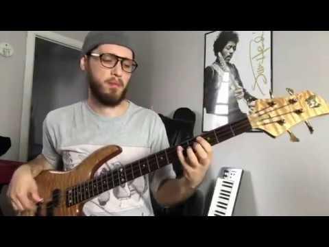 Jamming over Joshua Redman song - Jazz Crimes
