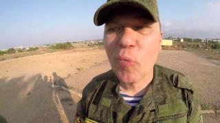 Американец на полосе препятствий - Большой тест-драйв на флоте