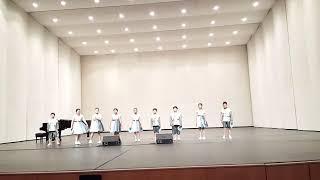 열려라바닷길 (송정초 아이자람중창단)