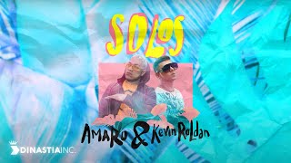 Solos (Letra) - Kevin Roldán (Video)