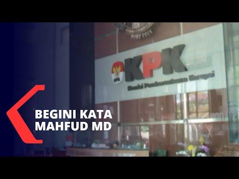 Mahfud MD: KPK Harus Berbuat Baik Meski Disebut Lemah