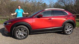 The 2020 Mazda CX-30 Is Mazda's New Fun Small Crossover