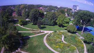 Hubsan H501S - Drone Fun in the Park