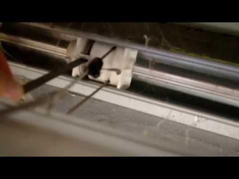 storen/jalousie texband ersetzen/reparieren