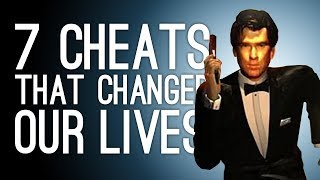 7 Cheat Codes That Changed Our Lives Forever