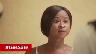 #GirlSafe – Group 4: #RealMenDontSpank