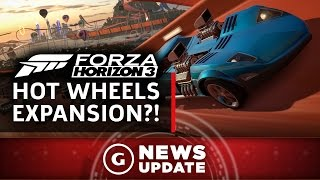 Forza Horizon 3 Gets Hot Wheels DLC Expansion - GS News Update