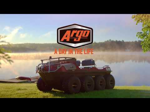 2018 Argo Avenger 8x8 LX in Howell, Michigan - Video 1
