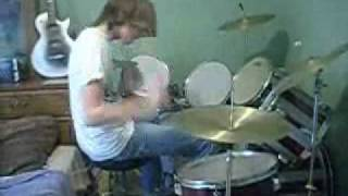 chiodos the words best friend becomes redefined drum cover