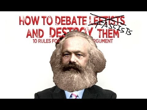 How to Debate Fascists and Destroy Them: Be a Marxist