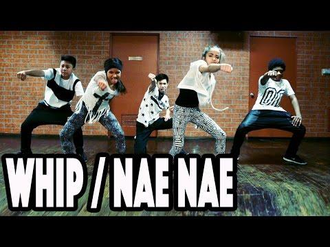 Silento - WATCH ME WHIP / NAE NAE #WatchMeDanceOn | @MattSteffanina Dance Video
