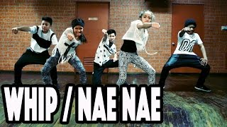 Silento - WATCH ME WHIP / NAE NAE #WatchMeDanceOn | @MattSteffanina Dance Video