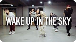 Wake Up in The Sky - Gucci Mane & Bruno Mars & Kodak Black / Eunho Kim Choreography