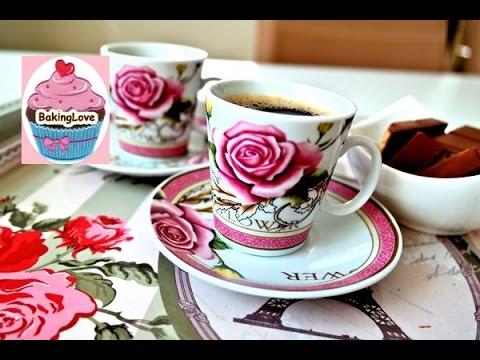 DIY: Türkischer Mokka / Arabischer Kaffee / kahve / turkish mocca / Zubereitung