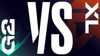 G2 vs. XL - Week 5 Day 1   LEC Spring Split   G2 Esports vs. Excel Esports (2020)