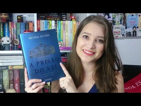 A PRISÃO DO REI (SEM SPOILERS) | Patricia Lima