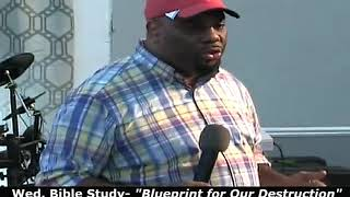 Pastor Stephen Darby   The Blueprint To Destroy The Black Family(Hebrews)
