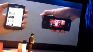 TED Talk | Pranav Mistry | First Live Demo of 'Sparsh'