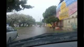 preview picture of video 'Floods in Santa Cruz'
