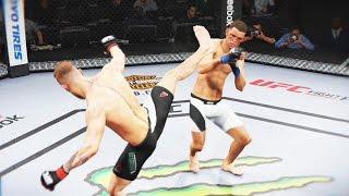 UFC 202 - Nate Diaz vs Conor McGregor in UFC 2 | Trent vs Juice