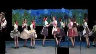 preview picture of video 'Zostrih z koncertu ľudovej hudby ZUŠ Snina 2014'