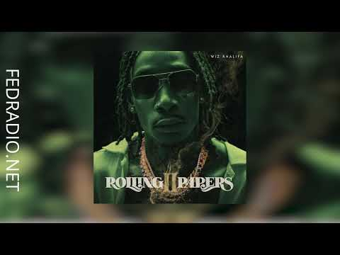 Wiz Khalifa - Gin and Drugs ft. Problem - Rolling Papers II