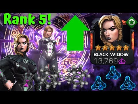 Claire Voyant To Rank 5! Act 6.2 Mystic Gate Gameplay! - Marvel Contest of Champions