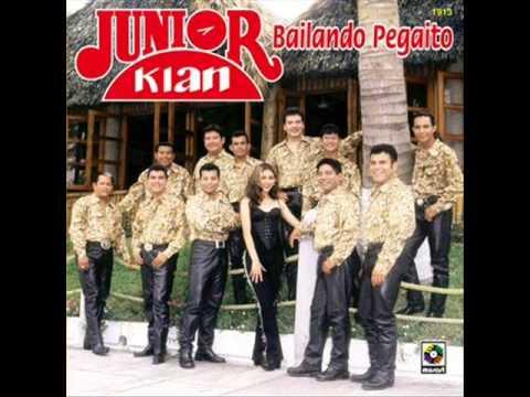 Los Junior Klan Bailando Pegaito (Album Completo)